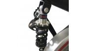 Велотренажер DFC B8302 черн/серебр